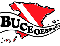 Logotipo de la web Buceo España