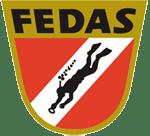 Logotipo oficial de FEDAS