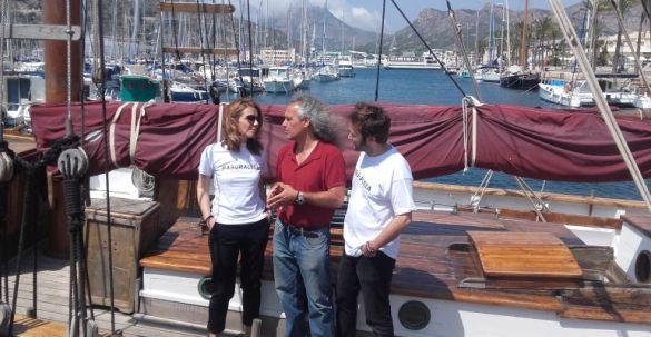 Miembros de ecoembes anse y SEObierdLife imagen www.radiocartagena.com