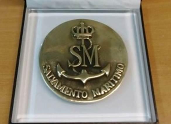 Premio de salvamento maritimo